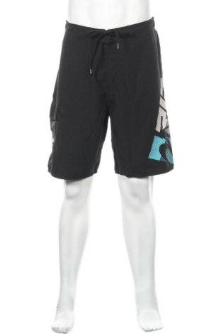 Ανδρικό κοντό παντελόνι Rip Curl, Μέγεθος L, Χρώμα Μαύρο, Πολυεστέρας, Τιμή 15,43€