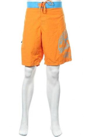 Мъжки къс панталон Sansibar, Размер L, Цвят Оранжев, Полиестер, Цена 15,02лв.