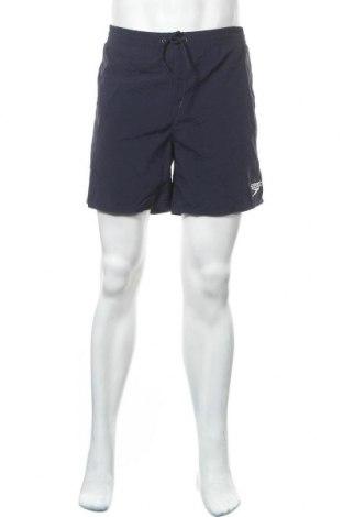 Ανδρικό κοντό παντελόνι Speedo, Μέγεθος XL, Χρώμα Μπλέ, Πολυαμίδη, Τιμή 22,20€