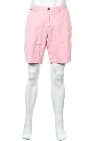 Ανδρικό κοντό παντελόνι Tommy Hilfiger, Μέγεθος L, Χρώμα Ρόζ , Βαμβάκι, Τιμή 46,01€
