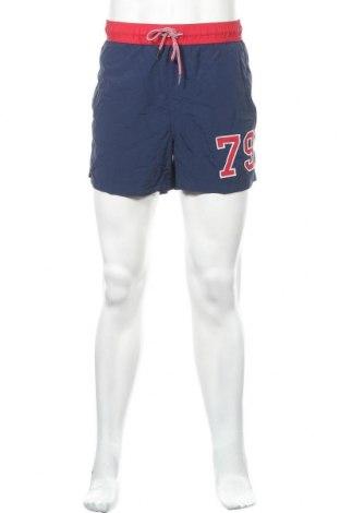 Мъжки къс панталон Watson's, Размер XXL, Цвят Син, Полиамид, Цена 15,12лв.