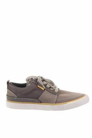 Ανδρικά παπούτσια, Μέγεθος 40, Χρώμα Γκρί, Κλωστοϋφαντουργικά προϊόντα, Τιμή 17,18€