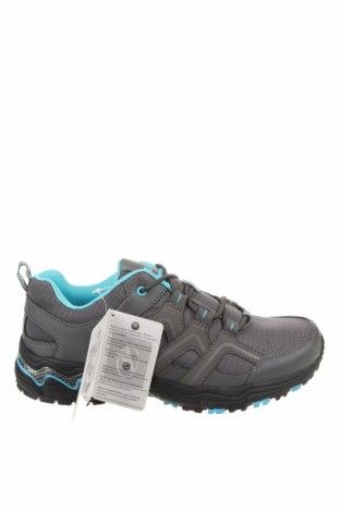 Ανδρικά παπούτσια, Μέγεθος 42, Χρώμα Γκρί, Κλωστοϋφαντουργικά προϊόντα, δερματίνη, Τιμή 26,68€