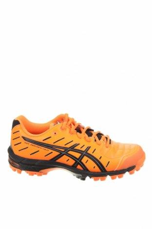 Мъжки обувки ASICS, Размер 39, Цвят Оранжев, Еко кожа, Цена 52,47лв.