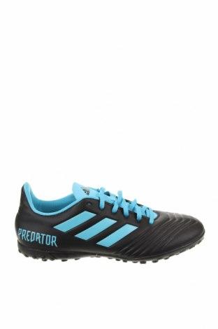 Мъжки обувки Adidas, Размер 44, Цвят Черен, Еко кожа, Цена 111,75лв.