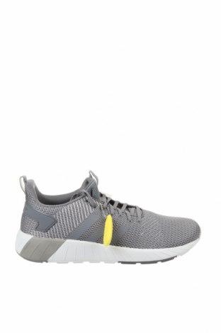 Мъжки обувки Adidas, Размер 46, Цвят Сив, Текстил, Цена 126,00лв.