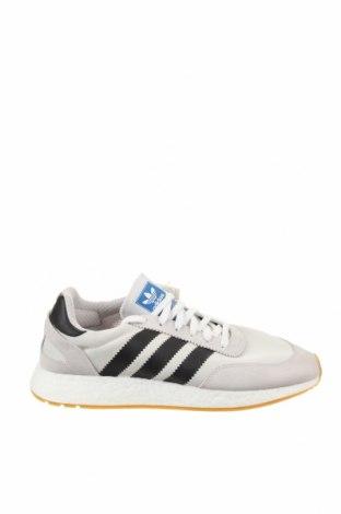 Ανδρικά παπούτσια Adidas Originals, Μέγεθος 45, Χρώμα Γκρί, Κλωστοϋφαντουργικά προϊόντα, φυσικό σουέτ, Τιμή 68,81€