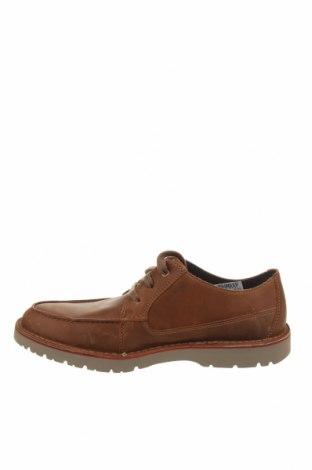 Мъжки обувки Clarks, Размер 41, Цвят Кафяв, Естествен косъм, Цена 47,00лв.