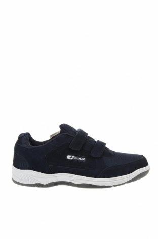 Ανδρικά παπούτσια Gola, Μέγεθος 49, Χρώμα Μπλέ, Κλωστοϋφαντουργικά προϊόντα, φυσικό σουέτ, Τιμή 45,21€