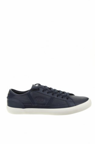Ανδρικά παπούτσια Lacoste, Μέγεθος 43, Χρώμα Μπλέ, Γνήσιο δέρμα, φυσικό σουέτ, Τιμή 73,07€