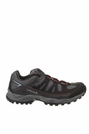 Ανδρικά παπούτσια Lafuma, Μέγεθος 46, Χρώμα Γκρί, Γνήσιο δέρμα, κλωστοϋφαντουργικά προϊόντα, δερματίνη, Τιμή 69,20€