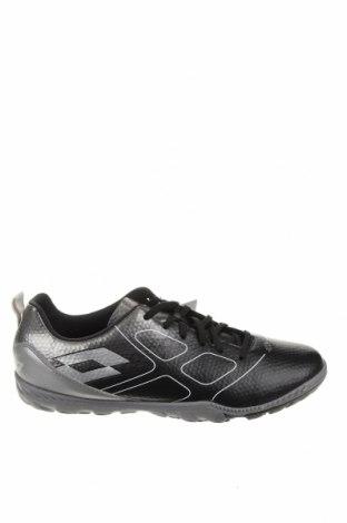 Мъжки обувки Lotto, Размер 41, Цвят Черен, Полиуретан, Цена 74,25лв.