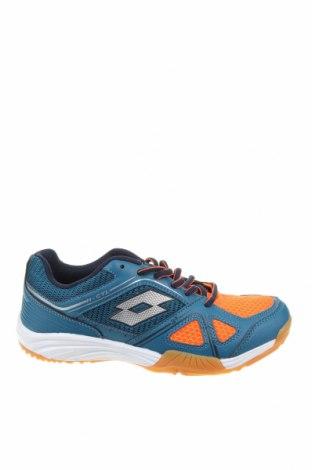 Мъжки обувки Lotto, Размер 40, Цвят Син, Еко кожа, текстил, Цена 89,25лв.