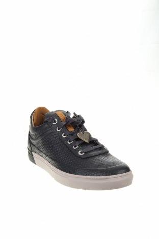 Мъжки обувки Mark Nason, Размер 41, Цвят Син, Естествена кожа, Цена 96,75лв.