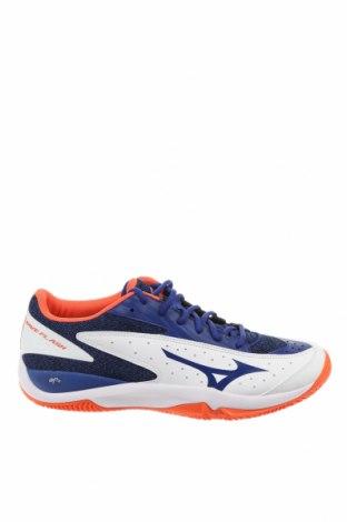 Ανδρικά παπούτσια Mizuno, Μέγεθος 44, Χρώμα Πολύχρωμο, Κλωστοϋφαντουργικά προϊόντα, δερματίνη, Τιμή 42,99€