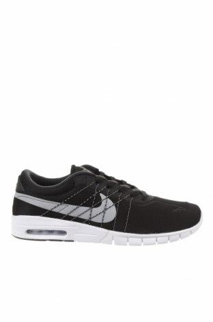 Ανδρικά παπούτσια Nike, Μέγεθος 45, Χρώμα Μαύρο, Κλωστοϋφαντουργικά προϊόντα, Τιμή 57,60€
