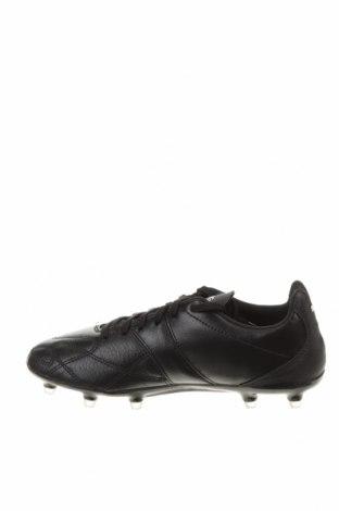 Мъжки обувки PUMA, Размер 38, Цвят Черен, Естествена кожа, текстил, Цена 49,17лв.