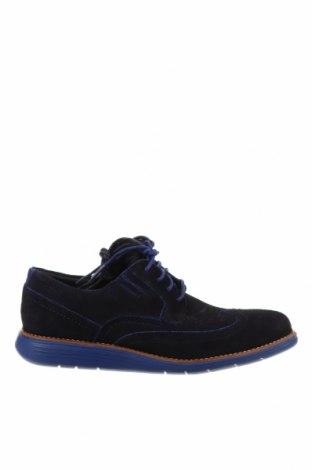 Мъжки обувки Rockport, Размер 40, Цвят Син, Естествен велур, Цена 69,50лв.