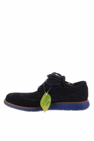 Мъжки обувки Rockport, Размер 40, Цвят Син, Естествен велур, Цена 104,25лв.