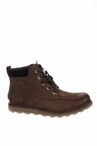 Мъжки обувки Sorel, Размер 48, Цвят Кафяв, Естествена кожа, Цена 171,75лв.