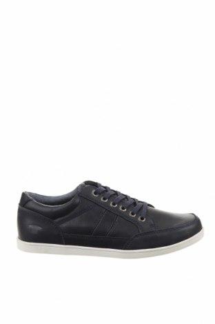 Мъжки обувки Tom Tailor, Размер 43, Цвят Син, Еко кожа, Цена 66,75лв.