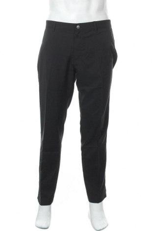 Ανδρικό παντελόνι Adidas, Μέγεθος L, Χρώμα Μαύρο, Πολυεστέρας, Τιμή 23,31€