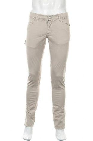 Мъжки панталон Antony Morato, Размер M, Цвят Бежов, 97% памук, 3% еластан, Цена 23,85лв.