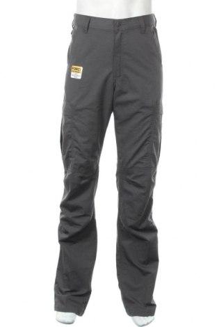 Мъжки панталон Carhartt, Размер L, Цвят Сив, Цена 49,98лв.