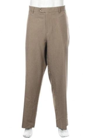 Мъжки панталон Croft & Barrow, Размер XXL, Цвят Кафяв, Полиестер, Цена 26,25лв.