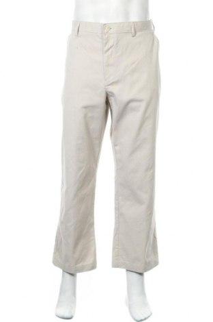 Мъжки панталон Croft & Barrow, Размер XL, Цвят Бежов, 60% памук, 40% полиестер, Цена 26,25лв.