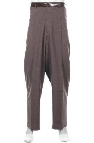 Мъжки панталон Farah, Размер 4XL, Цвят Кафяв, Полиестер, Цена 23,28лв.