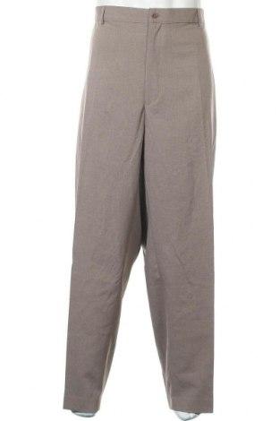 Мъжки панталон Farah, Размер 5XL, Цвят Бежов, Полиестер, Цена 6,06лв.