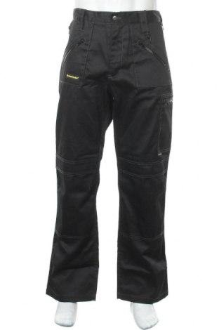 Ανδρικό παντελόνι Dunlop, Μέγεθος L, Χρώμα Μαύρο, 65% πολυεστέρας, 35% βαμβάκι, Τιμή 21,94€