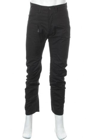 Pánské kalhoty  G-Star Raw, Velikost S, Barva Černá, Bavlna, Cena  685,00Kč