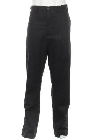Мъжки панталон Izod, Размер XXL, Цвят Син, Памук, Цена 16,80лв.