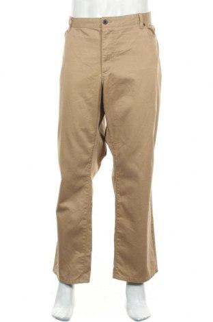 Мъжки панталон L.L. Bean, Размер XXL, Цвят Бежов, Памук, Цена 24,41лв.