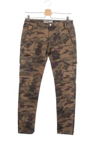 Мъжки панталон Lois, Размер S, Цвят Зелен, 98% памук, 2% еластан, Цена 43,60лв.