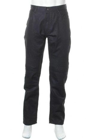 Ανδρικό παντελόνι No Fear, Μέγεθος L, Χρώμα Μπλέ, 60% βαμβάκι, 40% πολυεστέρας, Τιμή 19,28€