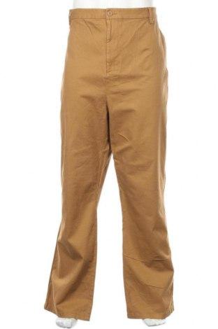 Ανδρικό παντελόνι Old Navy, Μέγεθος 4XL, Χρώμα Καφέ, 98% βαμβάκι, 2% ελαστάνη, Τιμή 18,70€