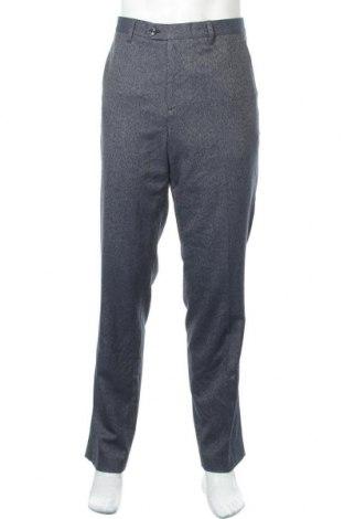 Ανδρικό παντελόνι Ted Baker, Μέγεθος XL, Χρώμα Μπλέ, 65% πολυεστέρας, 32% βισκόζη, 3% ελαστάνη, Τιμή 61,96€