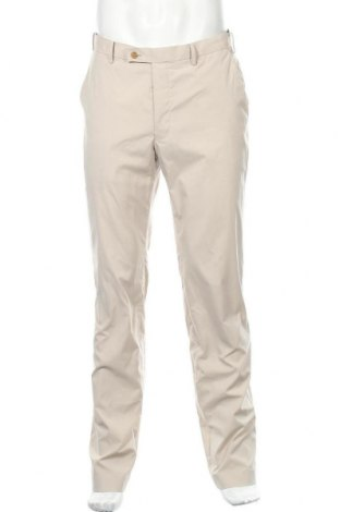 Мъжки панталон Uniqlo, Размер M, Цвят Бежов, Полиестер, Цена 22,05лв.