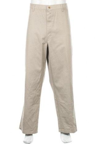 Мъжки панталон Wrangler, Размер XXL, Цвят Бежов, Памук, Цена 23,52лв.