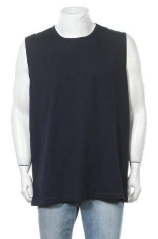 Ανδρική αμάνικη μπλούζα Charles Vogele, Μέγεθος 3XL, Χρώμα Μπλέ, Βαμβάκι, Τιμή 8,31€