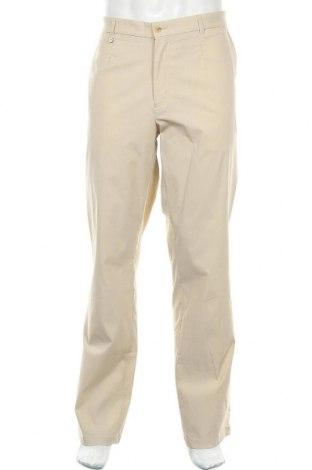 Ανδρικό αθλητικό παντελόνι Golfino, Μέγεθος XL, Χρώμα  Μπέζ, 94% πολυαμίδη, 6% ελαστάνη, Τιμή 7,64€