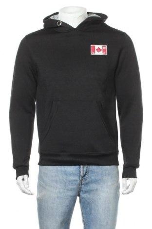 Ανδρικό φούτερ Canadian Peak, Μέγεθος M, Χρώμα Μαύρο, Πολυεστέρας, Τιμή 22,94€