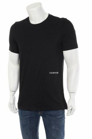 Мъжко бельо Calvin Klein, Размер M, Цвят Черен, Памук, Цена 27,60лв.