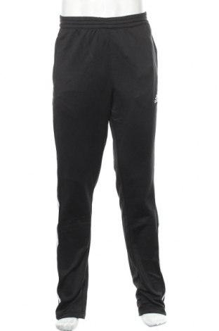 Ανδρικό αθλητικό παντελόνι Adidas, Μέγεθος L, Χρώμα Μαύρο, Πολυεστέρας, Τιμή 30,62€