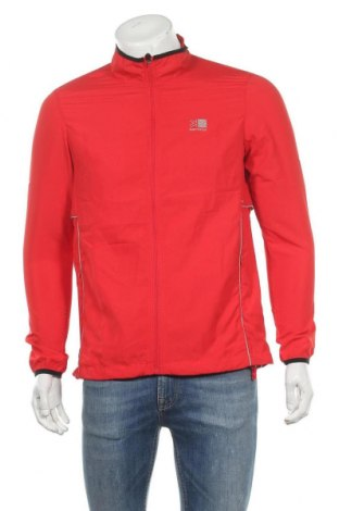 Ανδρικό αθλητικό μπουφάν Karrimor, Μέγεθος S, Χρώμα Κόκκινο, Πολυεστέρας, Τιμή 9,70€