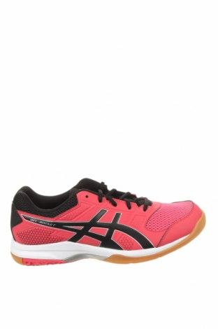 Παπούτσια ASICS, Μέγεθος 44, Χρώμα Ρόζ , Δερματίνη, κλωστοϋφαντουργικά προϊόντα, Τιμή 57,60€