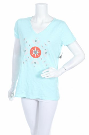 Пижама Eddie Bauer, Размер M, Цвят Син, Памук, Цена 17,64лв.